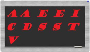 (Jeu de lettres n°143)