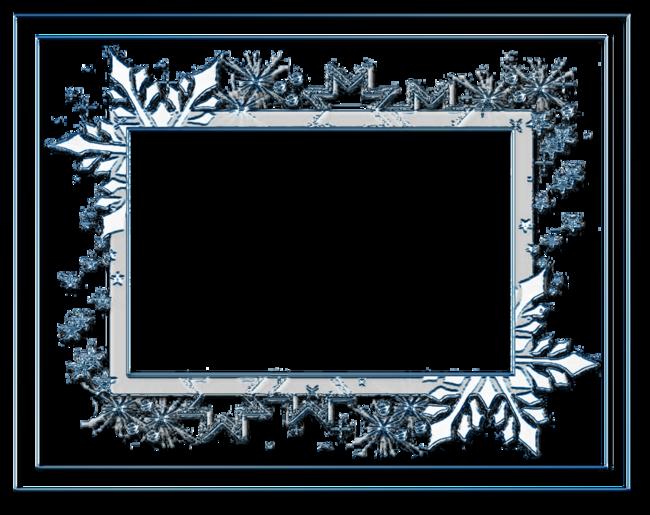 Cadres de Noel transparent page 1