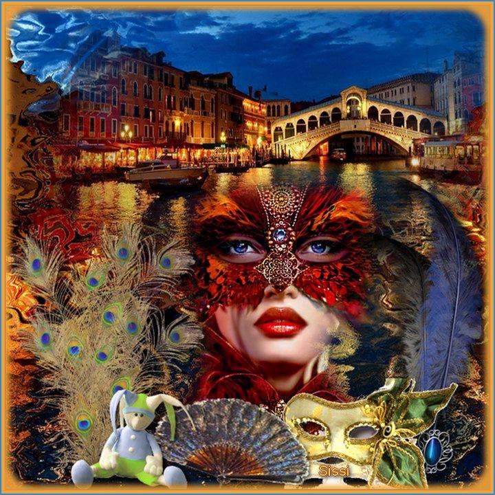 * Carnaval *Atelier de Cerise *