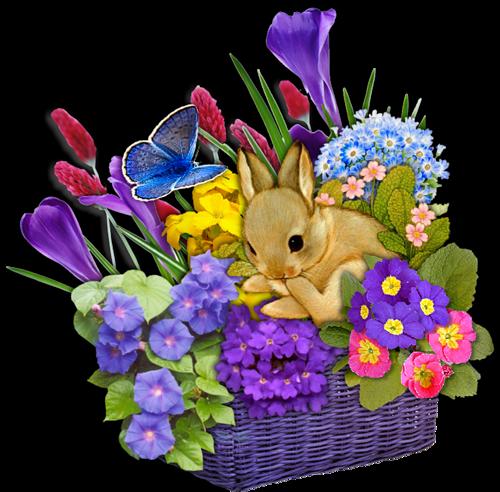 Décorations de Pâques Série 4