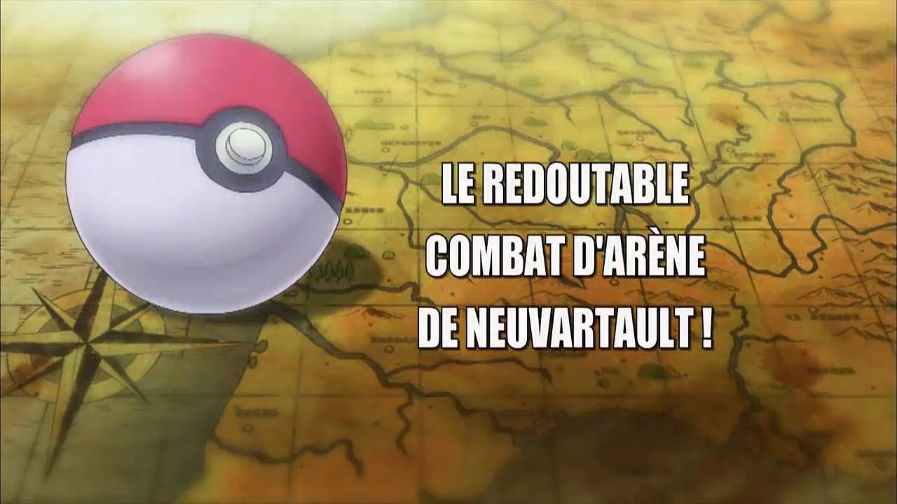05 Le redoutable combat d'arène de Neuvartault !