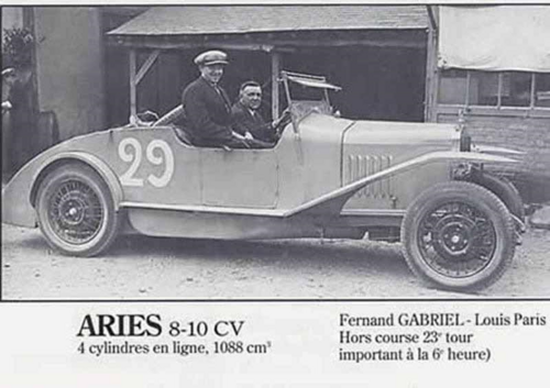 Aries (1924-1928)