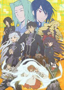 Log Horizon: Entaku Houkai la saison 3 de l'anime - le Dojo Manga