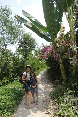 Le fertile delta du Mekong