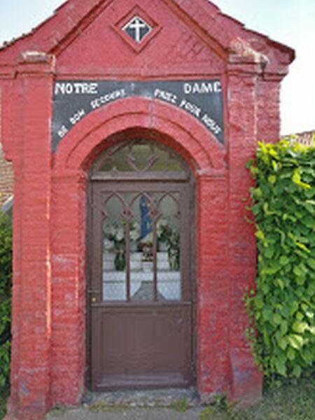 Bours:monument: chapelle