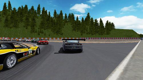 Team Muehlner Motorsport - Chevrolet Camaro