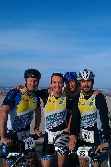Bike & run du Touquet