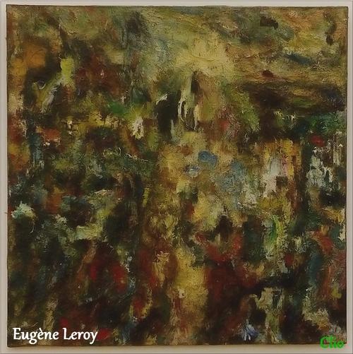 Eugène Leroy, peintre - Tourcoing