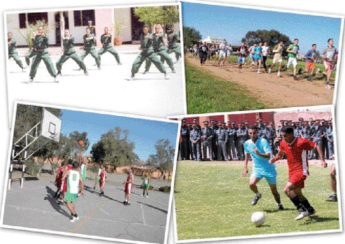 Sport et entrainement physique dans la formation des futurs Gendarmes 1