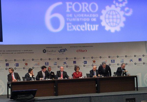 Sofia, Juan Carlos et le tourisme
