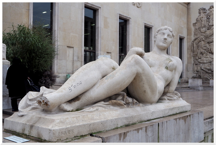 Musée d'Art Moderne. Paris