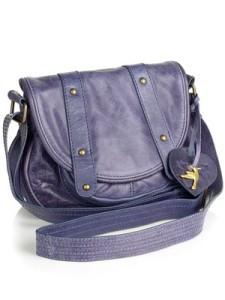 liz leather bag