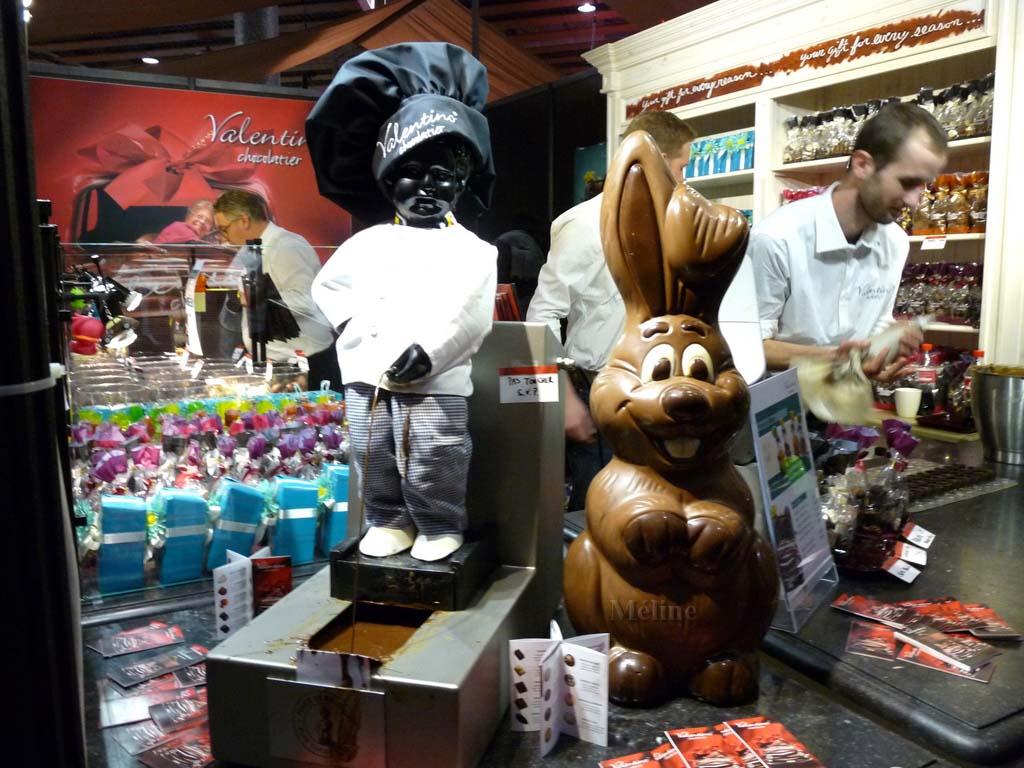 Le salon du chocolat (2)