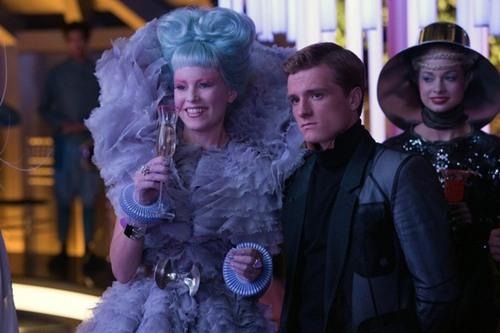 Hunger Games 2 : photos d'Effie et Peeta