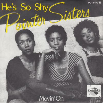 Pointer Sisters - He's So Shy - 1980