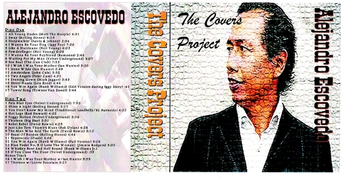 Le Choix des Lecteurs # 161:  Alejandro Escovedo - The Covers Project