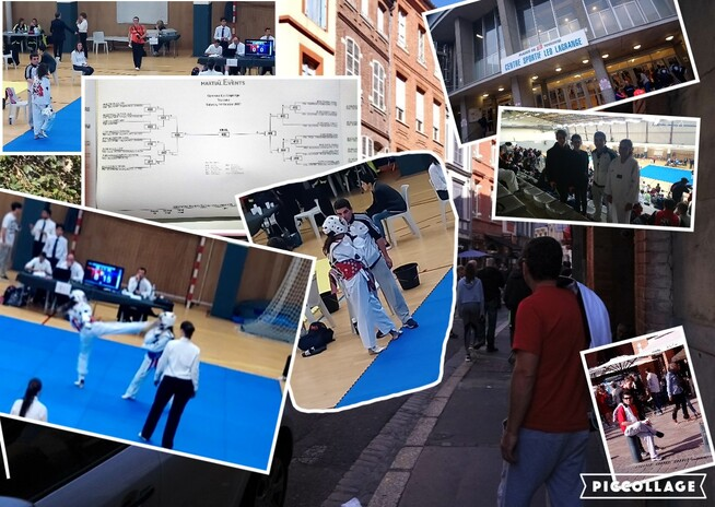 OPEN LABELISE TOULOUSE OCTOBRE 2017