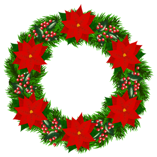 http://gallery.yopriceville.com/var/resizes/Free-Clipart-Pictures/Christmas-PNG/Christmas_Wreath_with_Poinsettia_PNG_Clipart_Image.png?m=1439623642