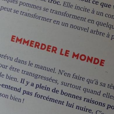 Le Petit Traité du Jardin Punk d'Eric Lenoir...