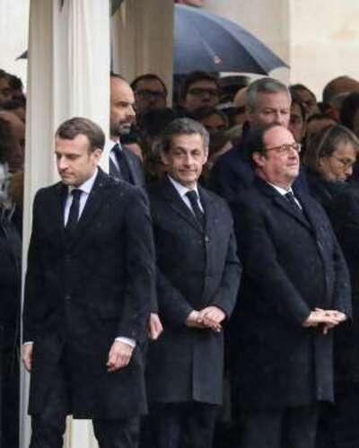 Le patrimoine des Politiques français
