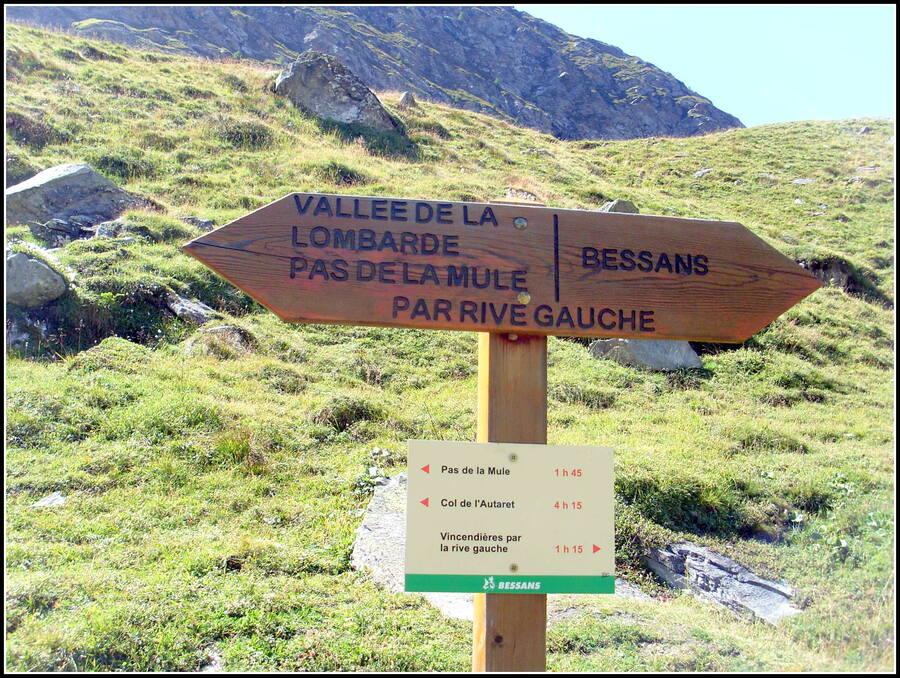 Souvenirs étés 2009 et 2011 : Avérole ( Hte Maurienne/Bessans) 2/2