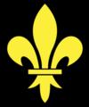 Louis VII le Jeune en fit le symbole de la France et de toute la Chrétienté en 1147