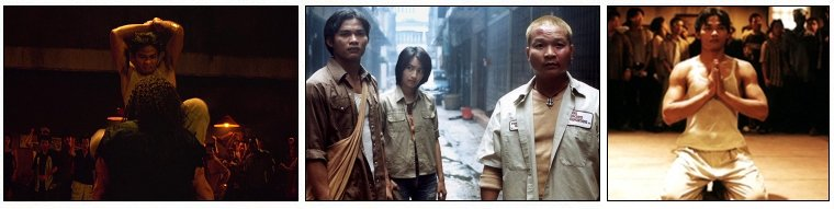 Film Tha?landais ❖  Ong-Bak
