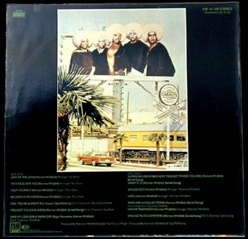 """1976 : Album """" The Best Of The Undisputed Truth """" Motown Records STMA 8029 [ UK ]"""