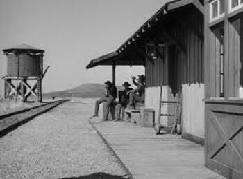 Le train sifflera trois fois - Fred Zinnerman - 1952