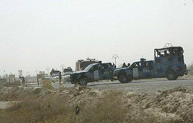 القوات العراقية  و تصفية مجاهدي خ