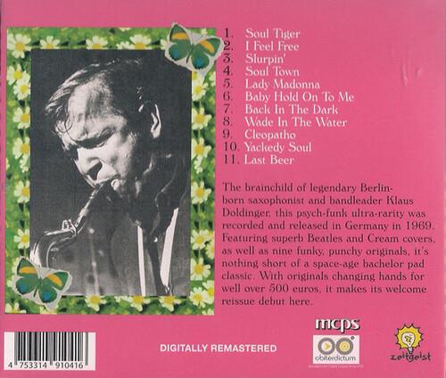 "The Motherhood : Album "" I Feel So Free "" United Artists Records UAS (6) 69173 I [ GE ]"