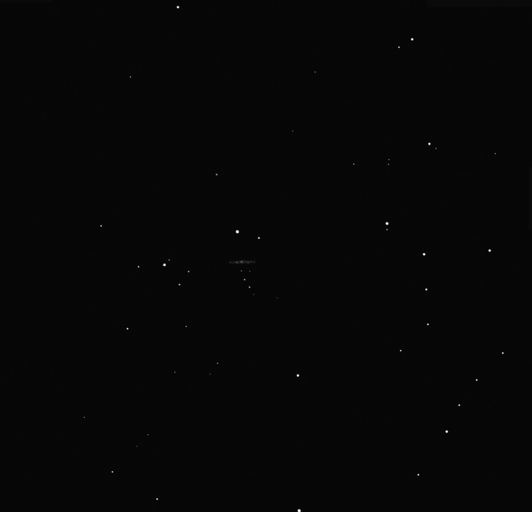 ngc 2670 open cluster