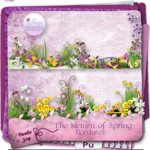 Kit  Return Of Spring
