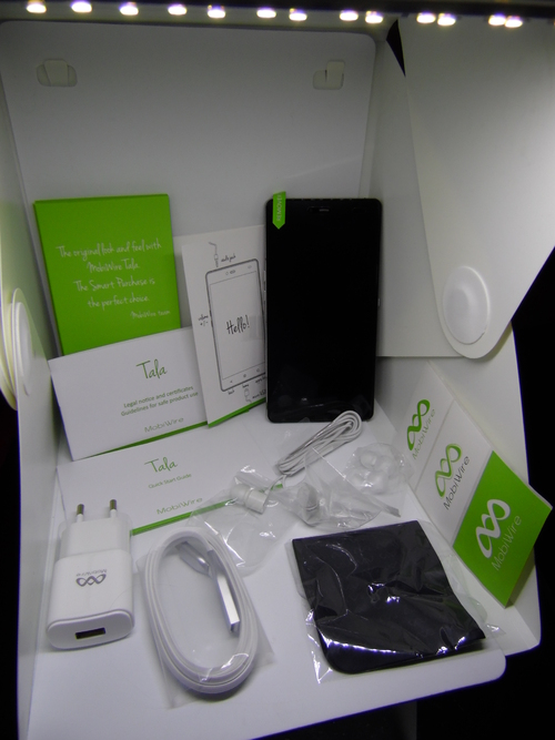 Excellent Smartphone MobiWire Tala