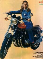 Septembre 1972 : Une petite frange de courte durée !