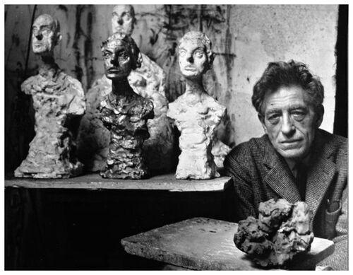 L'exposition Giacometti au Fonds Leclerc à Landerneau