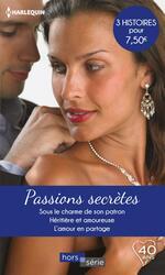 Chronique Passions secrètes Nikki Logan|Margaret Way|Barbara Hannay