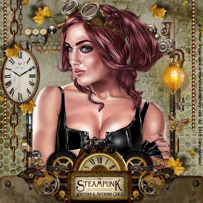 le temps d'un steampunk