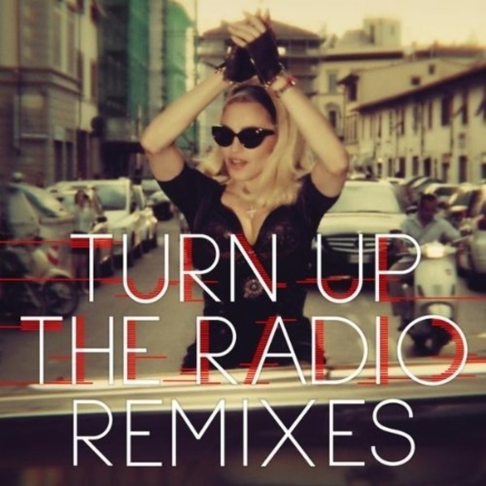 turn up the radio remixes