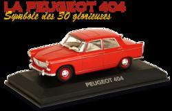 La Peugeot 404 - Hors-série