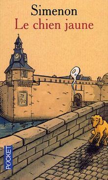 Le chien jaune