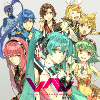 Hatsune Miku, Rin kagamine, Len Kagamine, MEIKO, KAITO, GUMI, Kamui Gakupo : Exit Tunes Present : Vocalonexus Feat. Hatsune miku