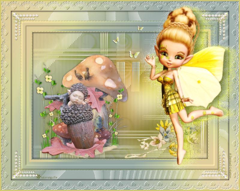*** Powder Puff Fairy ***