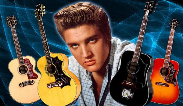 Elvis le beau chanteur
