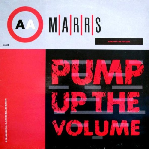 M.A.R.S. - Pump Up The Volume