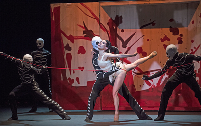 dance ballet english ballet the sadlers wells tamara rojo mukhamedov
