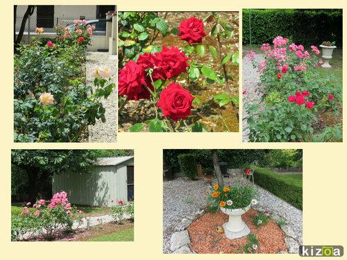 Tout n'est que fleurs :)