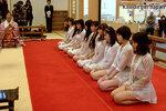 Morning Musume'14 au temple Zojoji