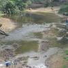 Togo Sur la piste dans la forêt arrêt lessive