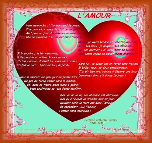 Saint Valentin: L'amour